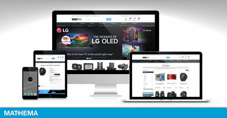Nova platforma VSC Pro+ Internet trgovine: mnogobrojne nove mogućnosti i izvrsne performanse