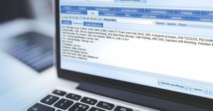 Zašto je dobro upoznati se sa administracijom prije kupovine web shopa